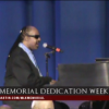 Stevie Wonder Sings During MLK Memorial Dedication Gala (VIDEO)