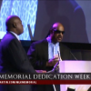 MLK Memorial Dedication Gala: Stevie Wonder Discusses His Visit To The MLK Memorial (VIDEO)