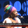 India Arie Performs During The MLK Memorial Dedication Concert Pt. 2 (VIDEO)