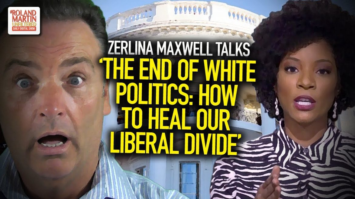 Zerlina Maxwell Talks 'The End of White Politics: How to Heal Our Liberal Divide'